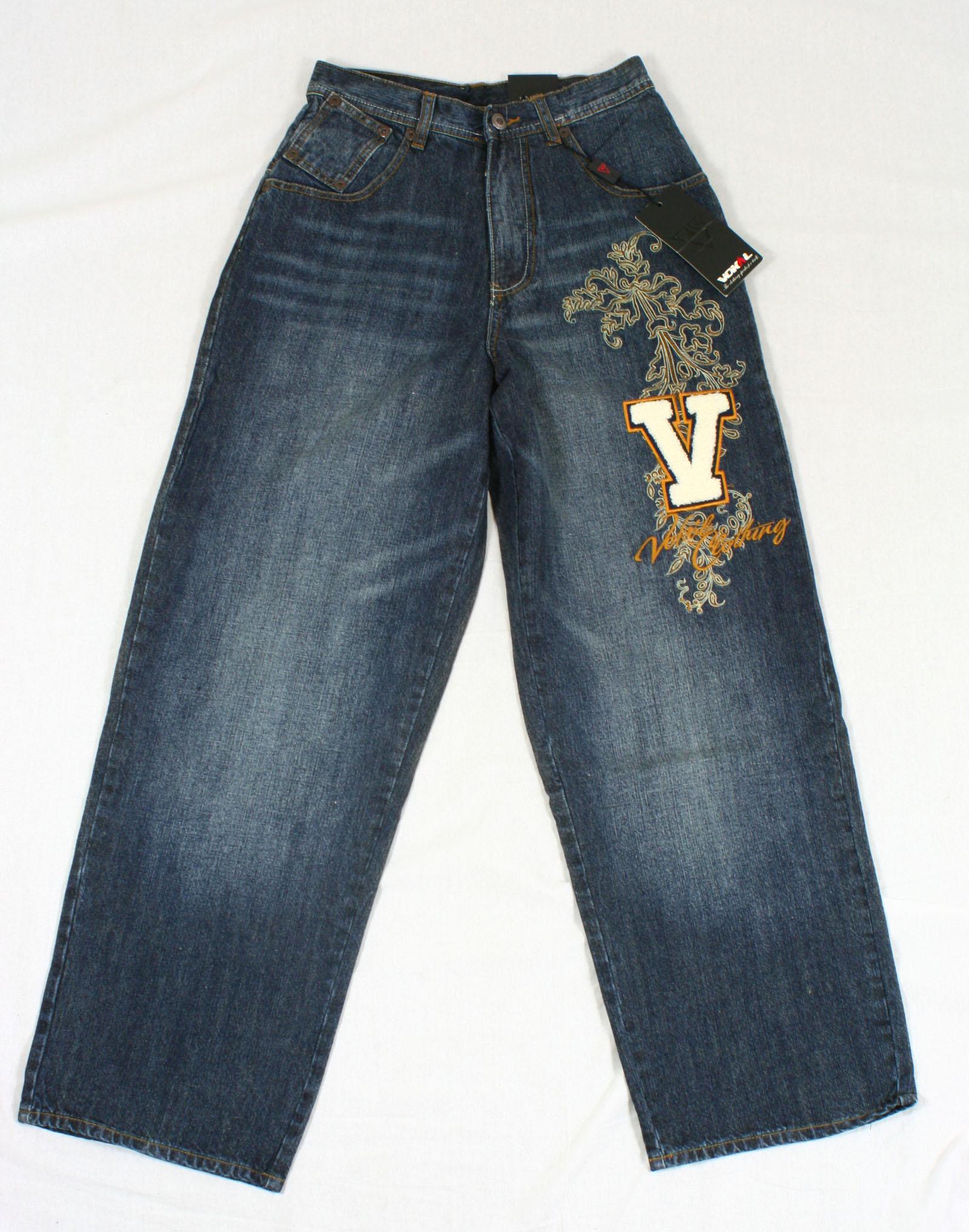 vokal jeans mod vo1107 jeanshose men herren dunkel blau hose 28 30 neu. Black Bedroom Furniture Sets. Home Design Ideas